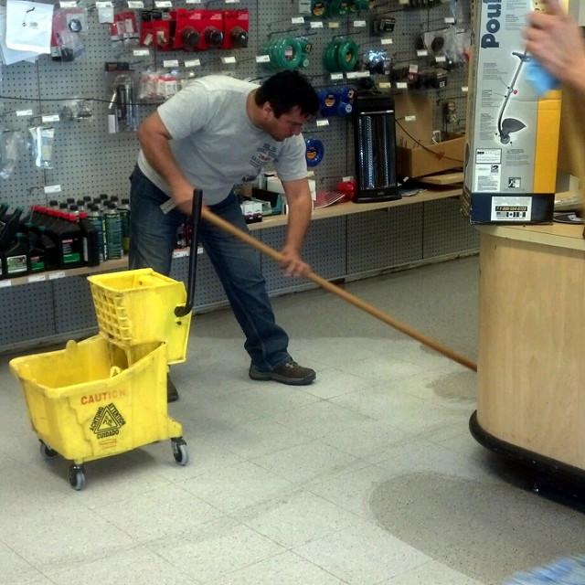 Commercial Cleaning Services Near Me T5M Edmonton