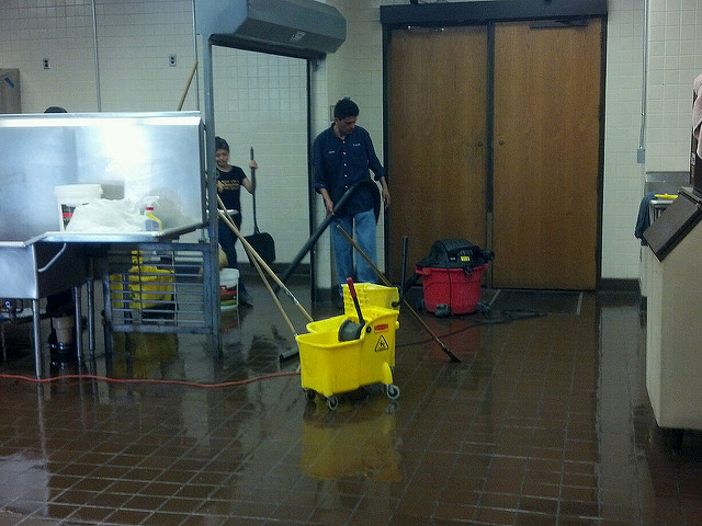 Commercial Janitorial Cleaning Services  In Edmonton AB T6G
