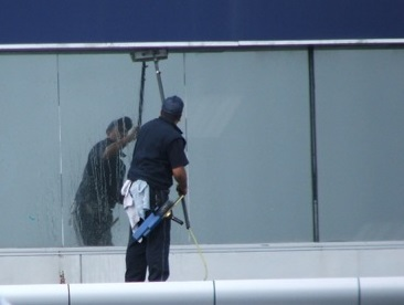 Commercial Window Cleaning Services in Edmonton AB T6G