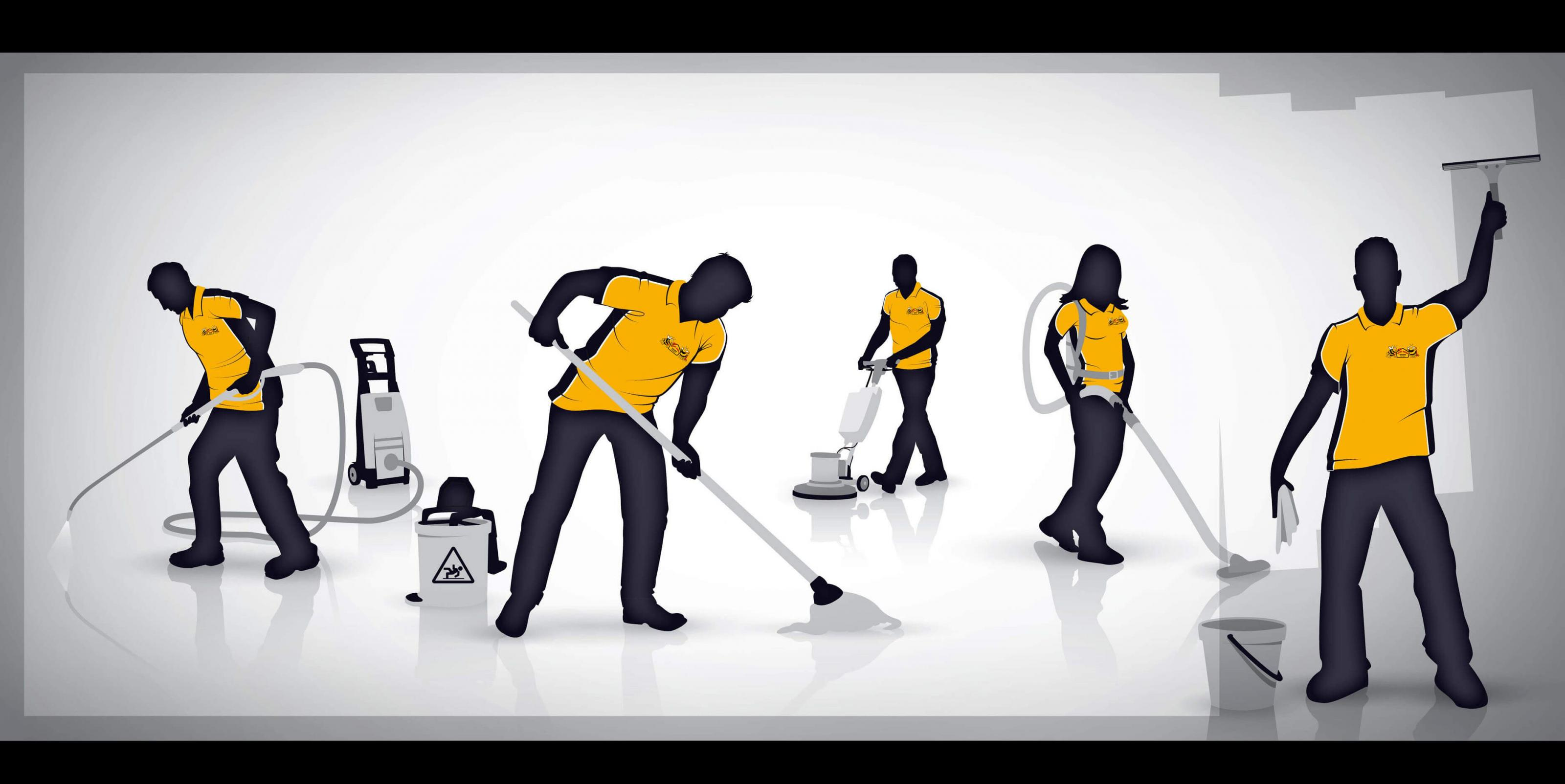 Cost Effective Janitorial Cleaning Edmonton AB by swinton
