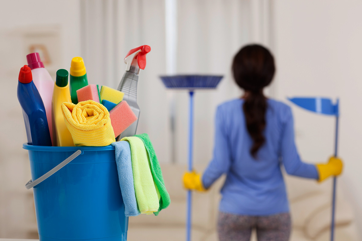 Cleaning services: a selection of articles